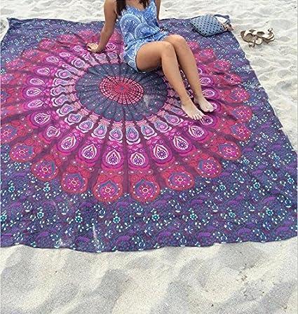 DESY al Aire Libre Playa Toallas/Toallas de Playa de Verano Chal/Viajes Regalos