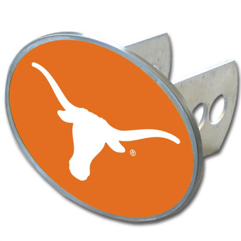 NCAA Texas Longhorns Oval Hitch Cover