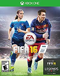 Fifa 16 by Electronic Arts