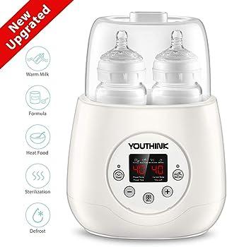 Youthink Baby Bottle Warmer & Steam Sterilizer