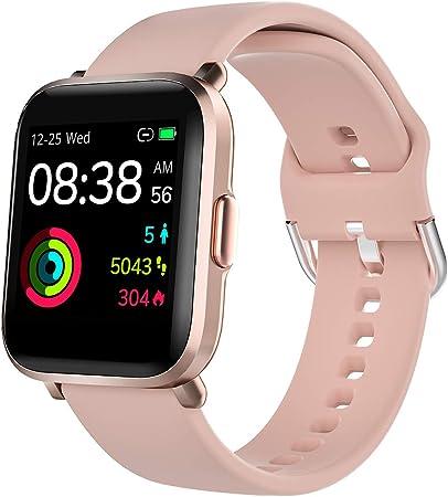 Smartwatch Yonmig Fitness Uhr 18 Sportmodi Tracker 1 3 Elektronik