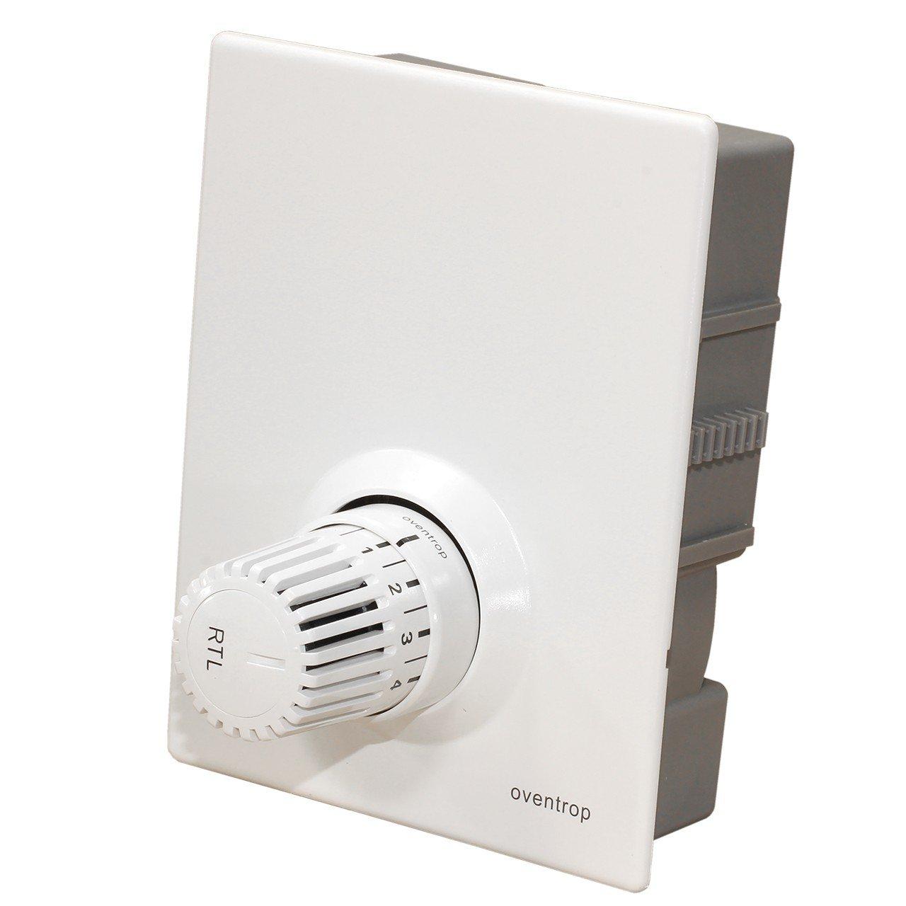 Oventrop Einzelraumregelung Unibox plus Thermostatventil und RTL-Ventil 1022637