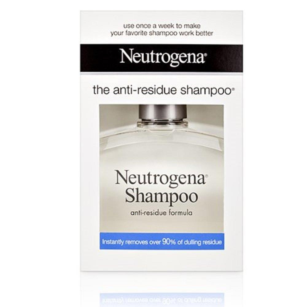 Neutrogena Anti-Residue Shampoo 6 oz (Pack of 12)