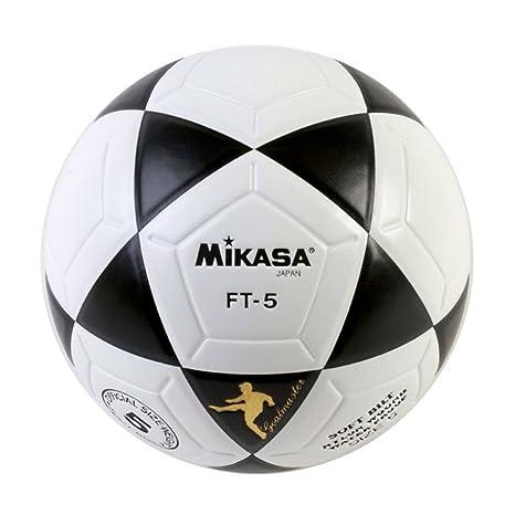 MIKASA Meta Maestro Pelota de fútbol, Rojo, Micro-Cell Compuesto ...