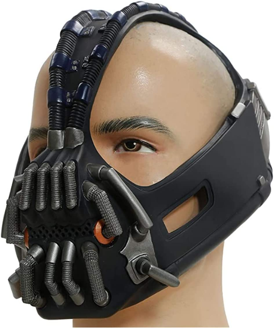 Bane mask Destroyer Mask Batman Movie Character The Dark Knight Rises Cosplay Costume Accessories. Dress Up & Pretend Play Toys & Games