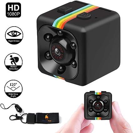 Sq11 Mini Spy Camera Secret Camera 1080p Spy Camera With Ir Night