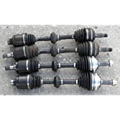 Yonaka Acura 02-06 RSX Type-S Performance Stage 2 Axles w//Vibrational Dampening