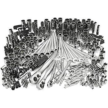 Craftsman 311 Piece Mechanics Tool Set with 75 Tooth Ratchets