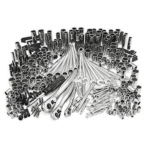 Craftsman 311 Piece Mechanics Tool Set with 75 Tooth Ratchets by Unknown