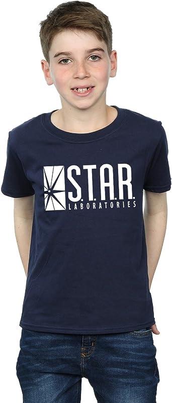 flash star labs t shirt