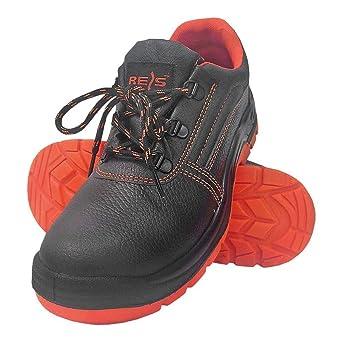 Reis BRYESK-P-SB-P47 - Botas de seguridad (talla 47), color negro ...