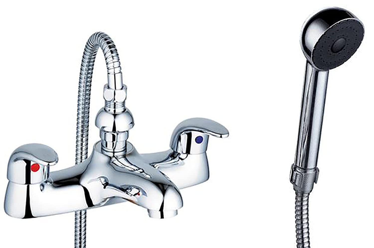GrandTapz(TM) Bath Mixer Tap and Shower 1809: Amazon.co.uk: DIY & Tools