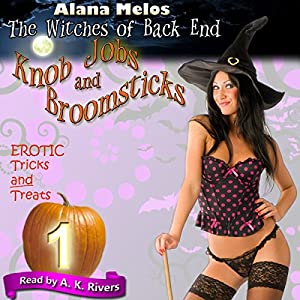 Knob Jobs and Broomsticks Audiobook