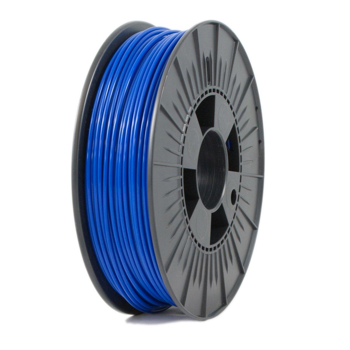 Ice Filaments ICEFIL3PLA123 Filamento PLA, 2,85 mm, 0,75 kg, Azul Oscuro
