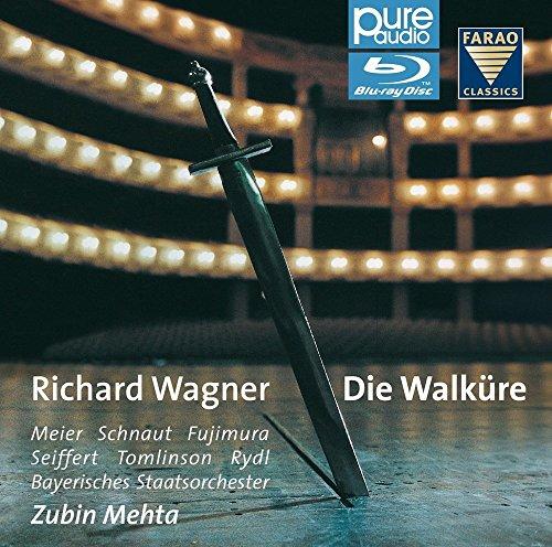 Die Walkure (Blu-ray Audio)
