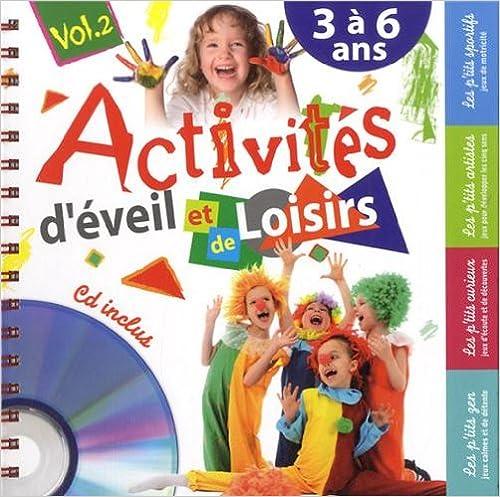 Activités d'éveil & de loisirs pdf, epub