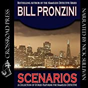 Scenarios: A Nameless Detective Mystery, Book 31 | Bill Pronzini