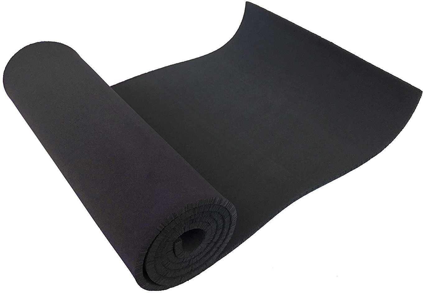 Xcel Extra Large, Premium Neoprene Foam Rubber Sheet - 72'' Wide x 17'' Length x 3/8'' Thick,Soft/Medium for Cosplay Costume, DIY Projects, and Weatherstrip, Made in USA by Xcel