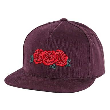 HUF Casquette Snapback Triple Rose Porto Ajustable  Amazon.fr  Vêtements et  accessoires 84fb8088f56