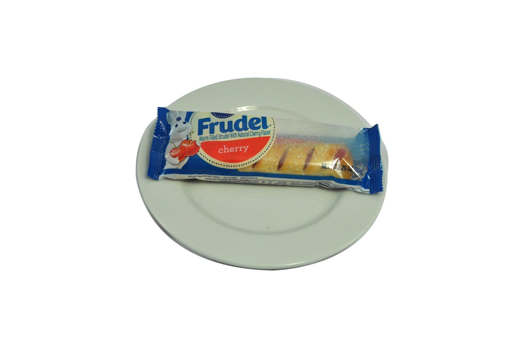 Pillsbury Frudel, Cherry Strudel, 2.29 oz., (72 per case)