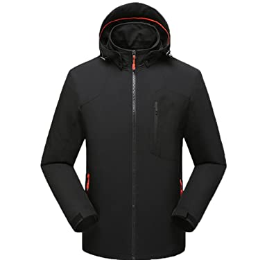 Thermo sportjacke