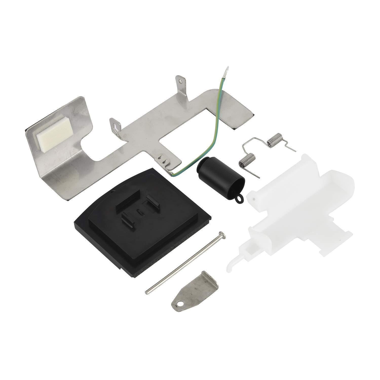 SAP 8201756 Refrigerator Ice Dispenser Door Kit for Whirlpool