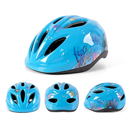 WXAD Deportes al Aire Libre niños Montar Casco niño niña Bicicleta ...