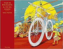 Viaje en bicicleta al fin del mundo: Amazon.es: Jiang, Shan, mtm ...