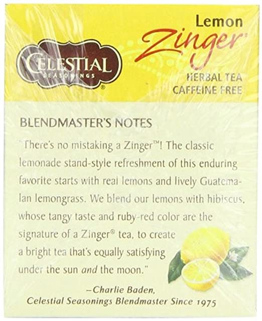 Celestial Seasonings Tea (Paquete de 3): Amazon.com: Grocery ...