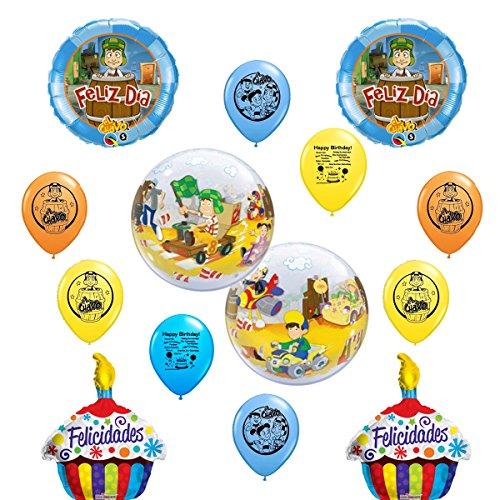 liz Dia Balloon Decoration Kit ()
