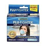 RespoKare Flu-Fighter Flu Mask - Anti-Viral Face
