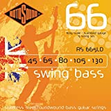 Rotosound RS665LD Swing 66 Bass Guitar Strings - .045-.130 Long Scale 5-Str