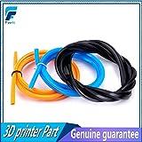 Black//Orange//Blue 10 Meters 6mm Flat Seal 2020 Aluminum Profile Slot Cover//Panel Holder for CNC C-Beam Machine CR-10 Size: Black 3D Printer