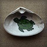 Turtle-Clam-Shell-Dish-Spoon-Rest-Soap-Dish-Jewelry-Holder-Catch-all-Cranberry-Collective