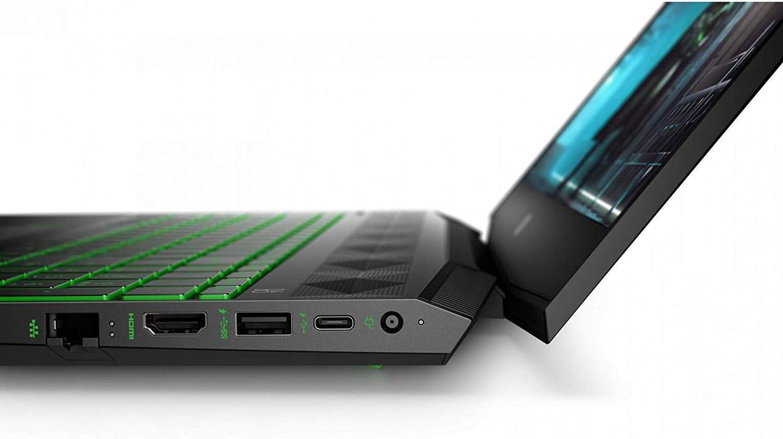 "HP Pavilion Gaming Laptop Premium 2019 Flagship, HP Pavilion 15.6""FHD IPS, Intel Six-Core i7-8750H, 4GB DDR4, 16GB Optane PCIe SSD, 500GB HDD, 3GB GeForce GTX 1060 Backlit KB BT 5.0 WiFi Win 10"