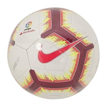 Nike Ll Nk Strk Fa18 Balón, Adultos Unisex, Blanco/Rosa (Flash ...