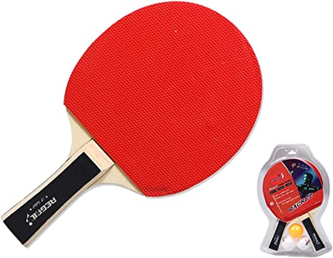 Wallfire Raquette De Tennis De Table Pratique De Ping Pong 2