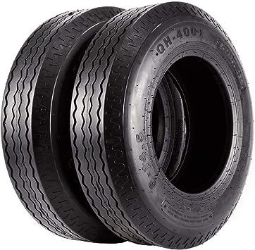 Demountable Rim Mounted Motor Home Trailer Tire Rim Homaster 8-14.5 G 14.5 in