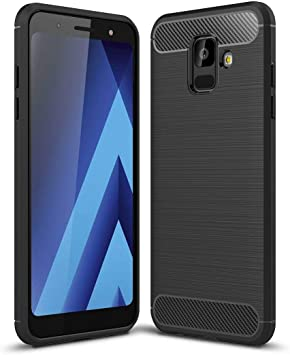 Acelive Funda Samsung Galaxy A6, Funda Blanda a Prueba de Golpes ...
