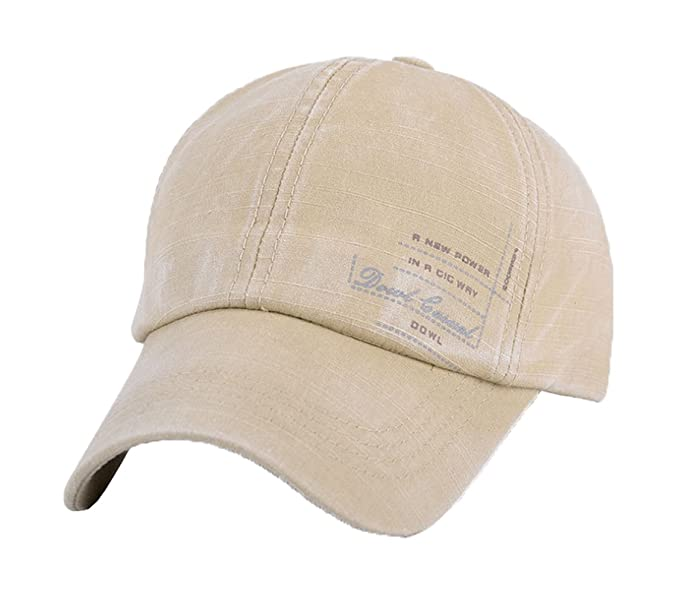 COMVIP Damen Herren Outdoor Cap Baseballm/ütze Baseball Caps