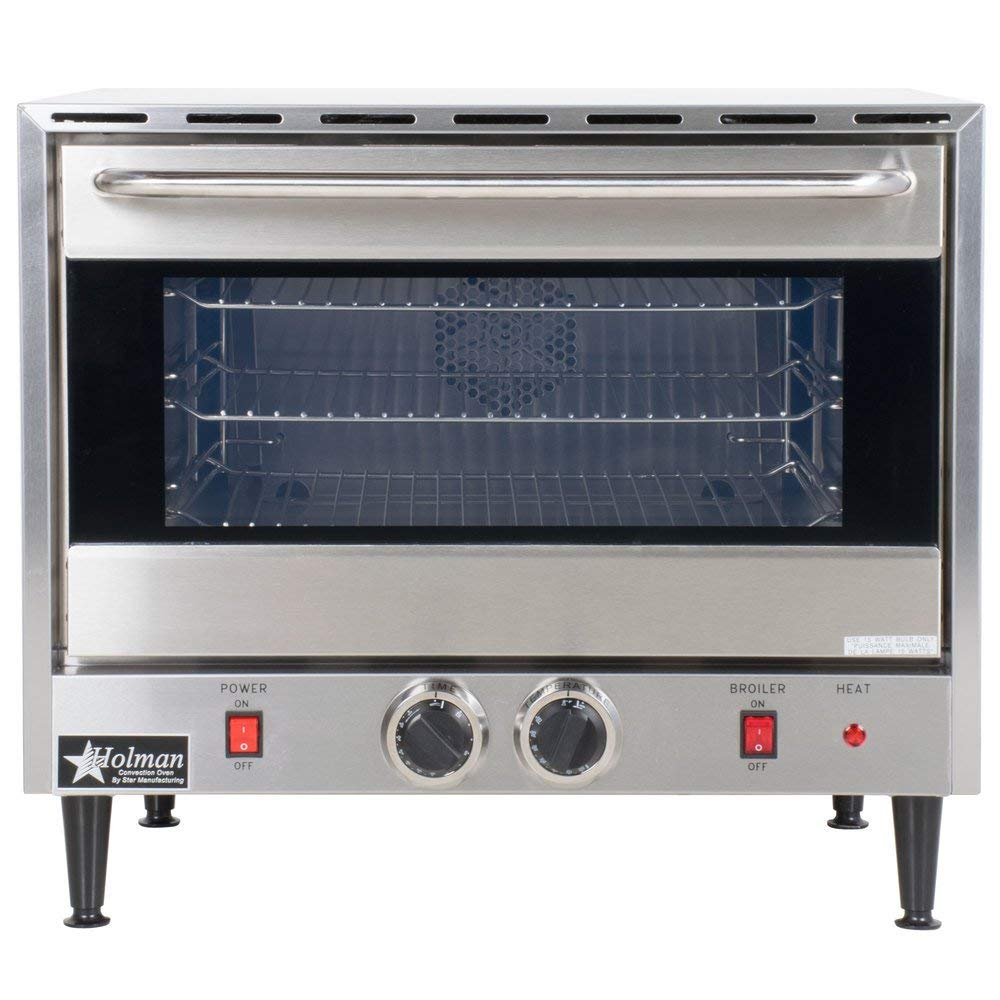 Toastmaster CCOH-3 Half-Size Countertop Convection Oven