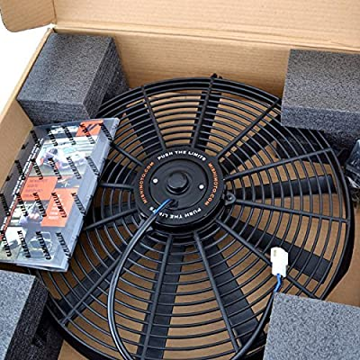 Mishimoto Slim Electric Fan 12