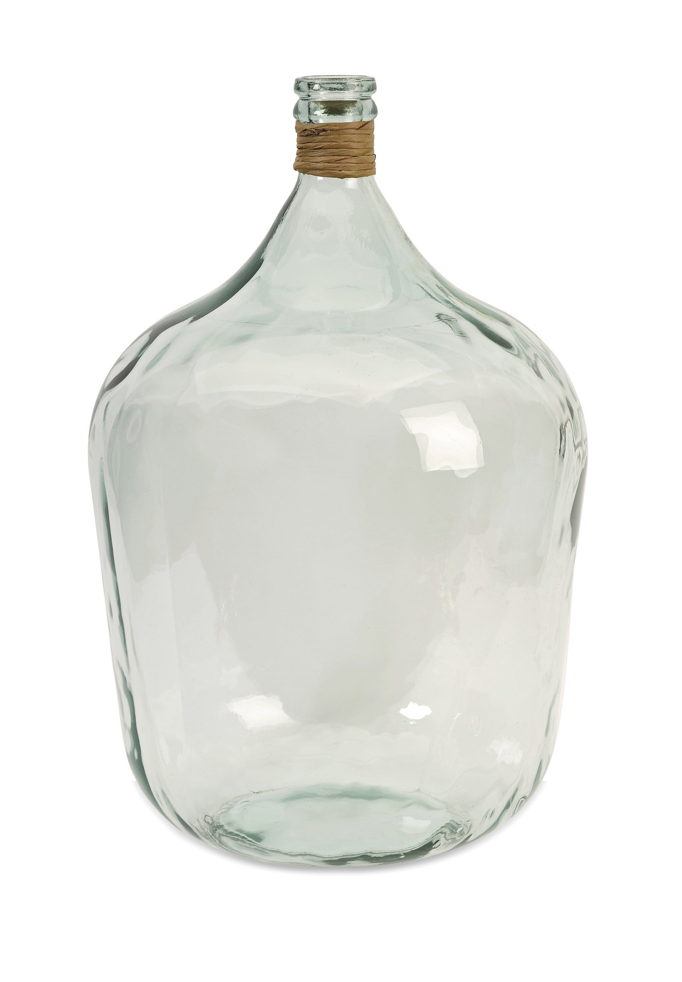 IMAX 84507 Boccioni Recycled Glass Jug, Large by Imax