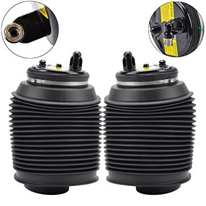 MILLION PARTS 2PC Air Suspension Spring Struts Air Shock Rear for 2003 2004  2005 2006 2007 2008 2009 Toyota 4Runner & 2003-2009 Lexus GX470