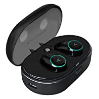 MYCARBON Auricolari Wireless Bluetooth Senza Fili V5,0 Auricolari Bluetooth IPX5 Cuffie Wireless in Ear con Scatola Ricarica 1000mAh per Sport Palestra per iPhone Samsung Huawei Sony Blackberry HTC
