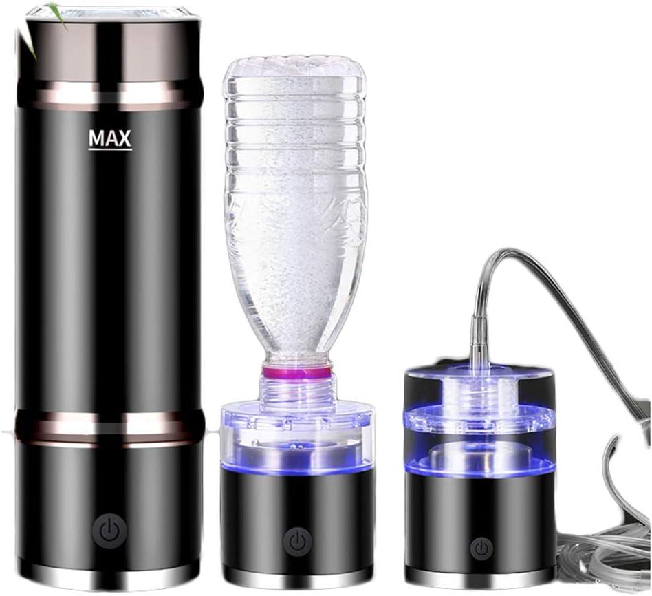 Botella de agua rica en hidrógeno, taza de termo Generador de agua ...