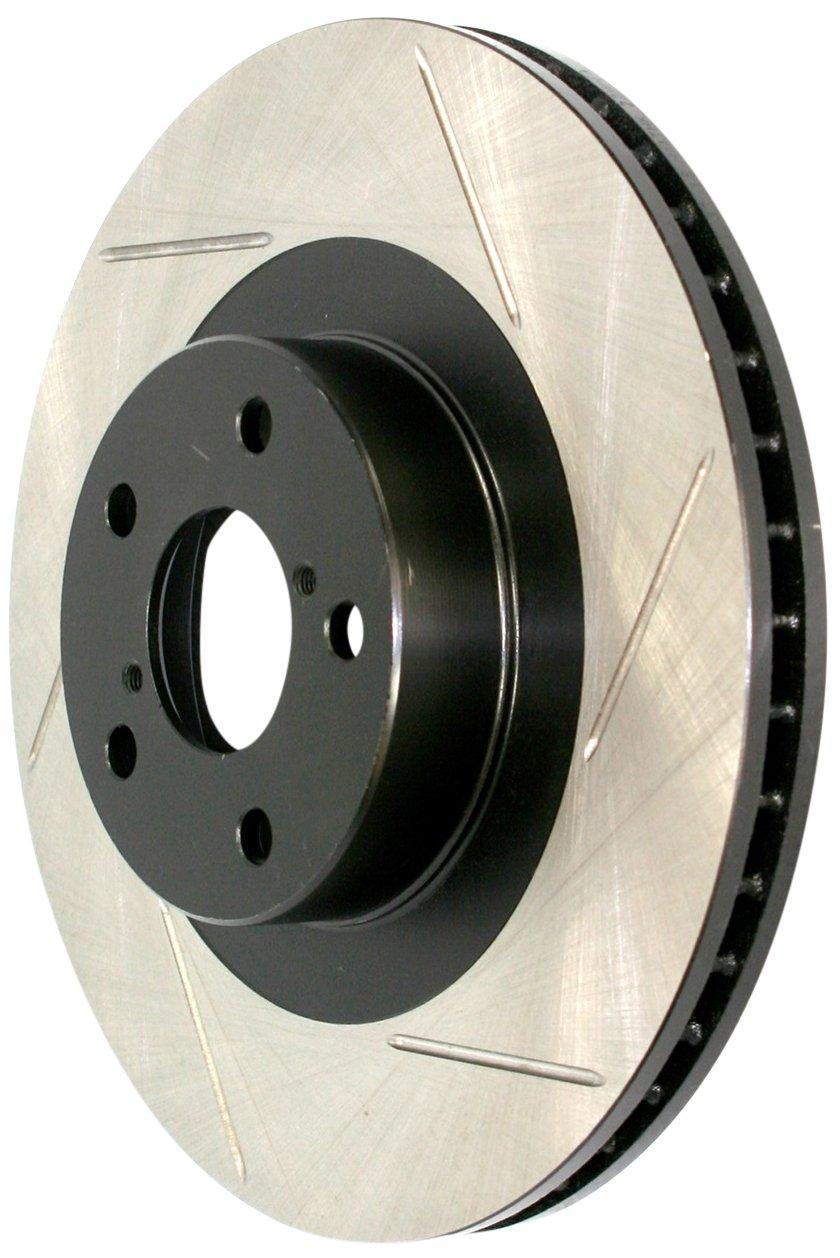 Power Slot 126.67037CSR Slotted Brake Rotor
