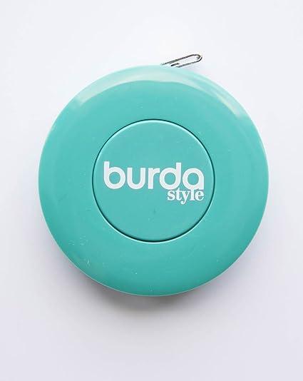 Rollmassband türkis von Burda