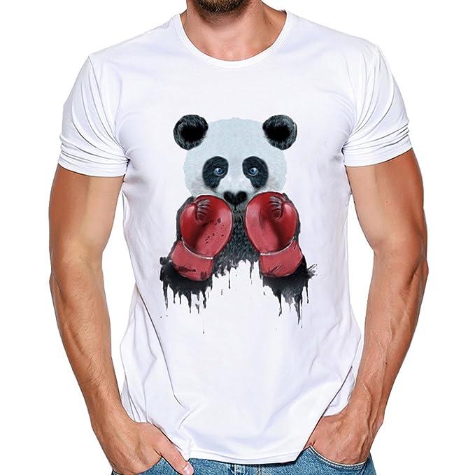 Manadlian_Camiseta Hombres Manga Corta, Camisetas Hombre 3D Originals Manga Corta Estampado De Gimnasio Deporte Slim Fit Streetwear Camisas Casual Fitness ...