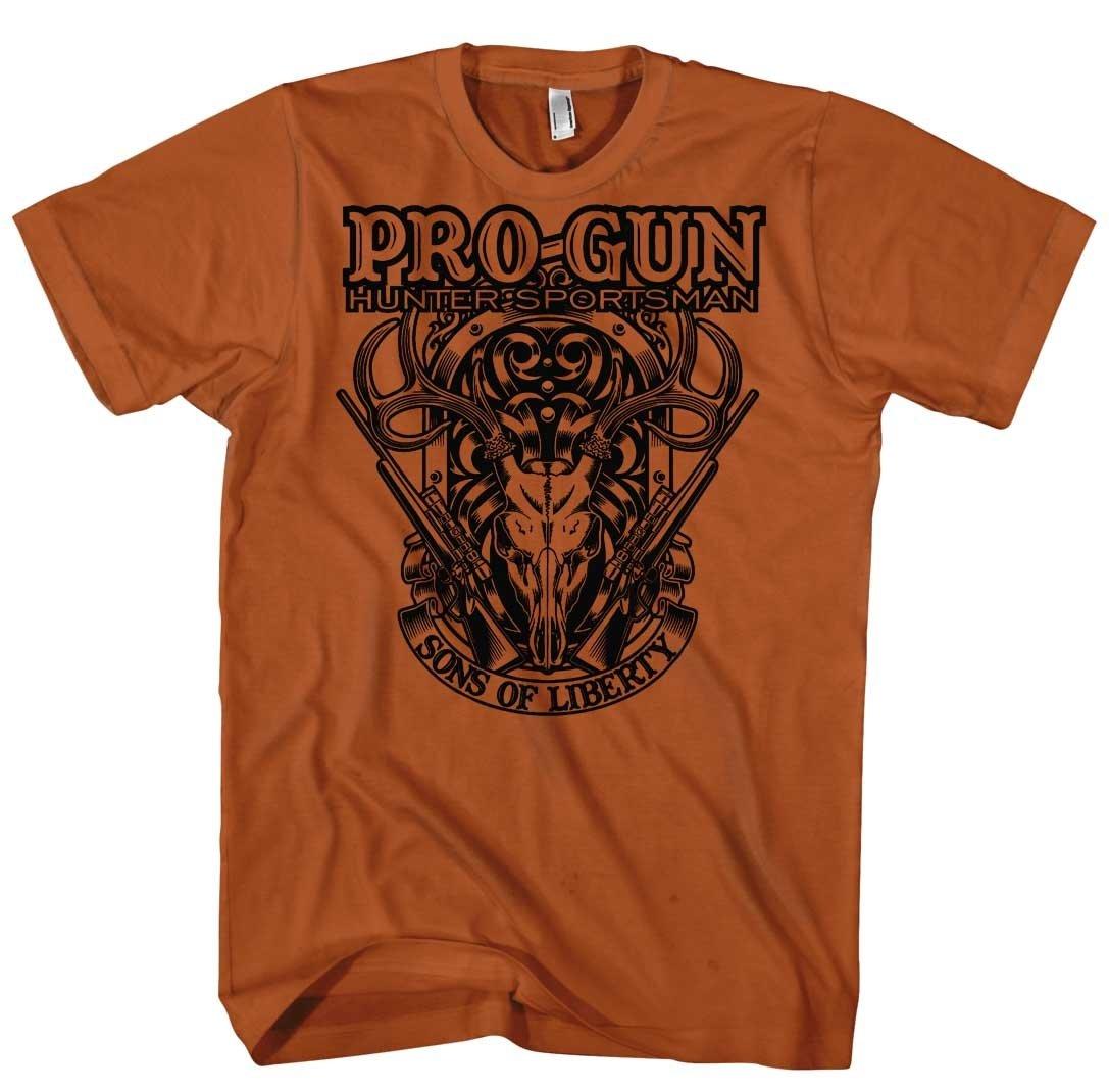 Dont Tread On Me Progun Rights Black Print Tshirt